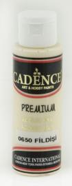 Ivoor - Premium semi matte acrylverf