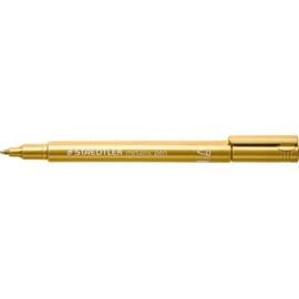 Metallic Pen Goud