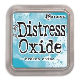 Broken China - Distress Oxide Pad