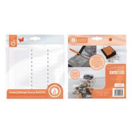 Luxury Storage - Stamp navul Kit 10 Sleeves