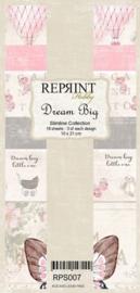 Dream Big Paper Pack - Slimline