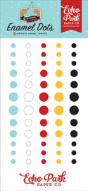 Remember The Magic - Enamel Dots
