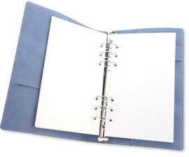 Ringband Planner - Jeans light blue