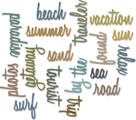 Vacation Words: Script - Stans