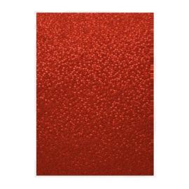 Embossed Papier - Red Berries