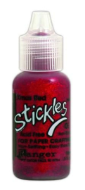 Stickles Glitter Glue - Christmas Red
