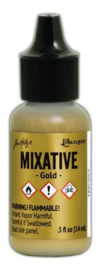 Gold - Alcohol Inkt Mixative