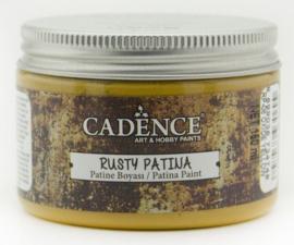Oxide Geel - Rusty Patina
