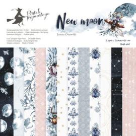 "New Moon - 6x6"""