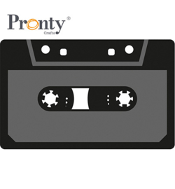 Retro Cassette Tape - Foamstamp