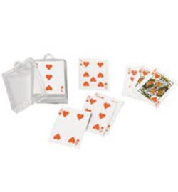 Miniatures, Playing Cards, Alice