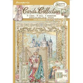 Cards Collection Sleeping Beauty