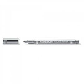 Metallic Pen Zilver