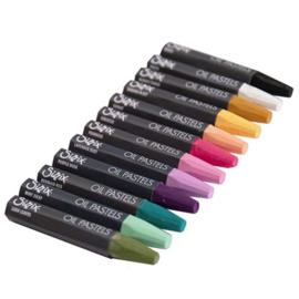Oil Pastels Assorted Colours
