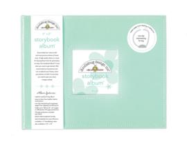 Design Storybook Album - Mint