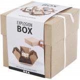 Explosion Box - Kraft
