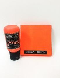 Mango Punch - Dylusions Paint Flip Cap Bottle