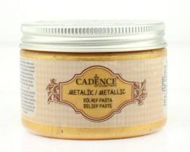 Metallic Reliëf Pastas
