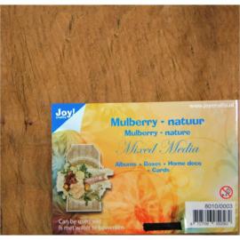 Mulberry Boombastvezels - Nature