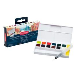 Inktense Paint Pan Travel Set #02