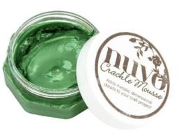 Chameleon Green - Crackle Mousse