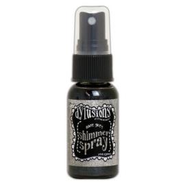 Slate Grey - Dylusions Shimmer Spray