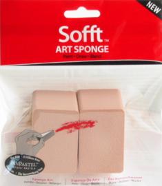 Sponge Angle Flat - 2 pcs