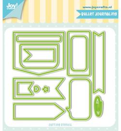 Jocelijne - Bullet Journaling - Stans