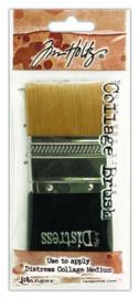 Distress Collage Large Brush