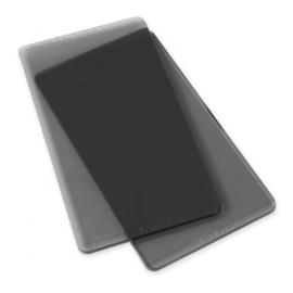 Cutting Pads - 1 Pair, Black