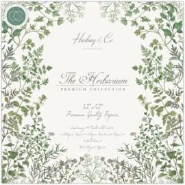 11 april 2020 Herbarium album/ planner