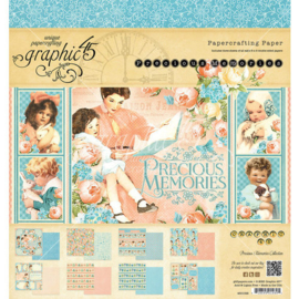 "Precious Memories - 8x8"""