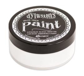 White  - Dylusion Paint