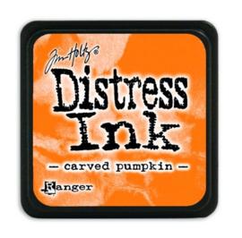 Carved Pumpkin - Distress Inkpad mini