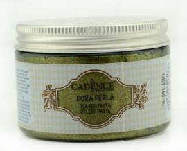 Malachiet Groen - Dora Perla Metallic Reliëf Pasta