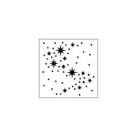 Star Trail - Stencil