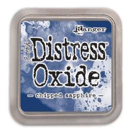 Chipped Sapphire - Distress Oxide Pad