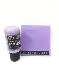 Laidback Lilac - Dylusions Paint Flip Cap Bottle