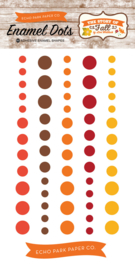 The Story of Fall - Enamel Dots