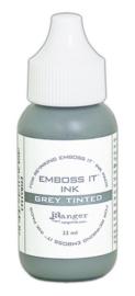 Emboss-It Ink Grey - Reinker