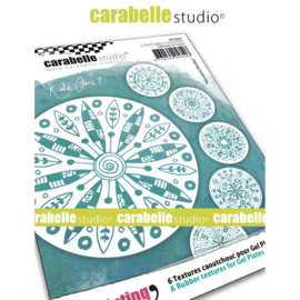 Textures Coasters Mandala Medley