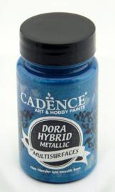 Blauw - Dora Hybride Metallic Paint