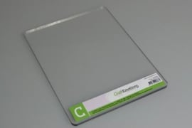 C Plate for Cuttlebug
