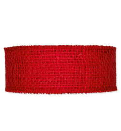 Jute Band - Red