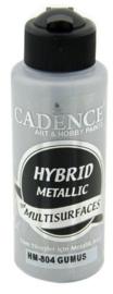 Zilver - hybride metallic verf