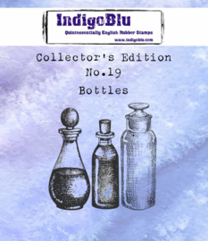 Bottles Collectors Edition 19 - Clingstamp A7