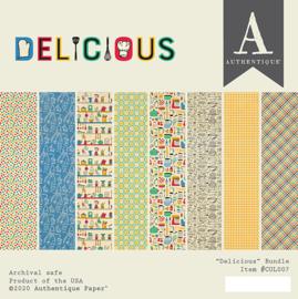 """Delicious - 6x6"""""""