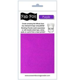 Wow! Fabulous Foil Purple