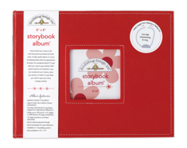 Design Storybook Album - Ladybug