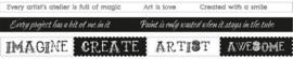 Artist's Atelier nr 04 - Washi Tape
